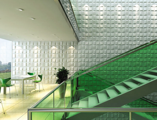 Decomax Mosaic 3D Wall